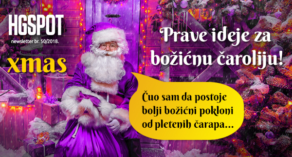 Prave ideje za najbolje božićne poklone!