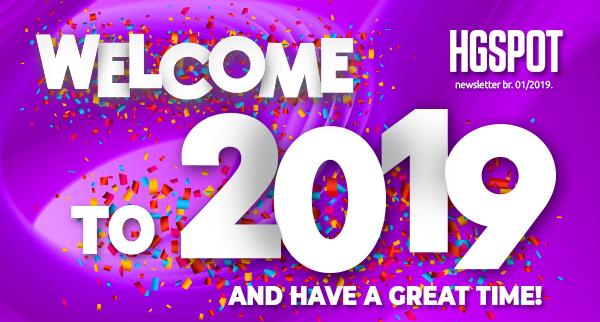 Kreni u novu 2019. uz HGSPOT!