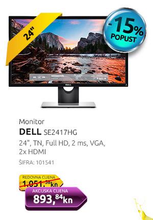 Monitor DELL SE2417HG