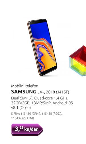 Mobilni telefon SAMSUNG J4+, 2018 (J415F)