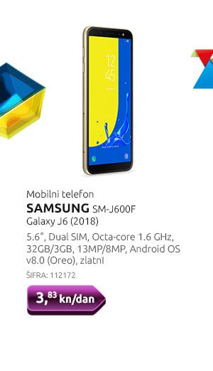 Mobilni telefon SAMSUNG SM-J600F Galaxy J6 (2018)