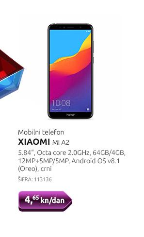 Mobilni telefon XIAOMI MI A2