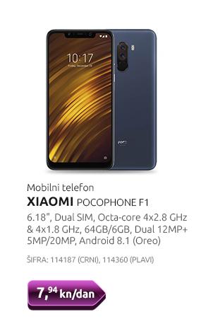 Mobilni telefon XIAOMI POCOPHONE F1