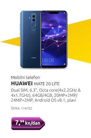 Mobilni telefon HUAWEI MATE 20 LITE