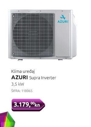 Klima uređaj AZURI Supra Inverter