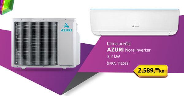 Klima uređaj AZURI Nora Inverter