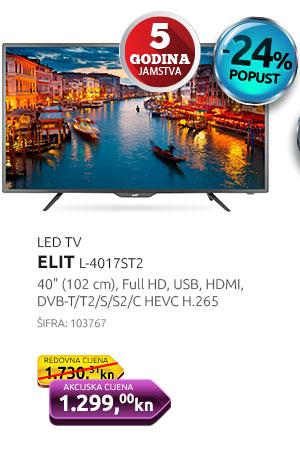 LED TV ELIT L-4017ST2