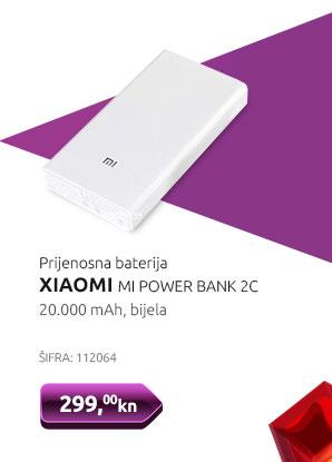 Prijenosna baterija XIAOMI MI POWER BANK 2C