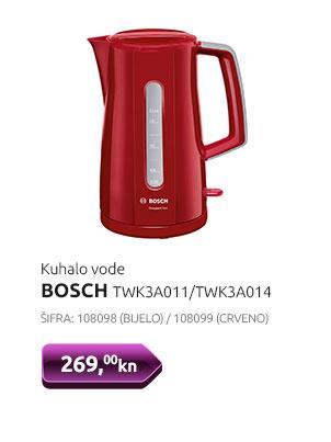 Kuhalo vode BOSCH TWK3A011/TWK3A014