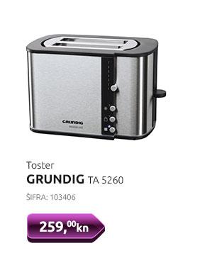 Toster GRUNDIG TA 5260