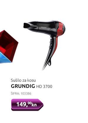 Sušilo za kosu GRUNDIG HD 3700