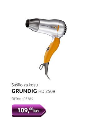 Sušilo za kosu GRUNDIG HD 2509