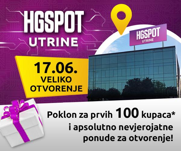Otvorenje novo preuređene HGSPOT poslovnice Utrine!